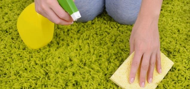 После использования данного средства ваш ковер будет как новый