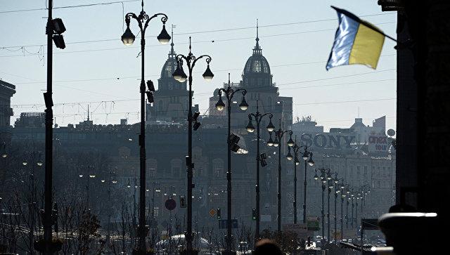 В Киеве разобрали на металл …
