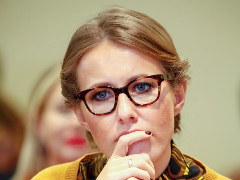Либеральная сортировка в штабе Собчак назвали условия ее отказа от выборов