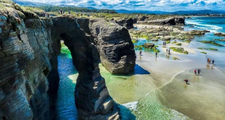 10 удивительных пляжей Испании