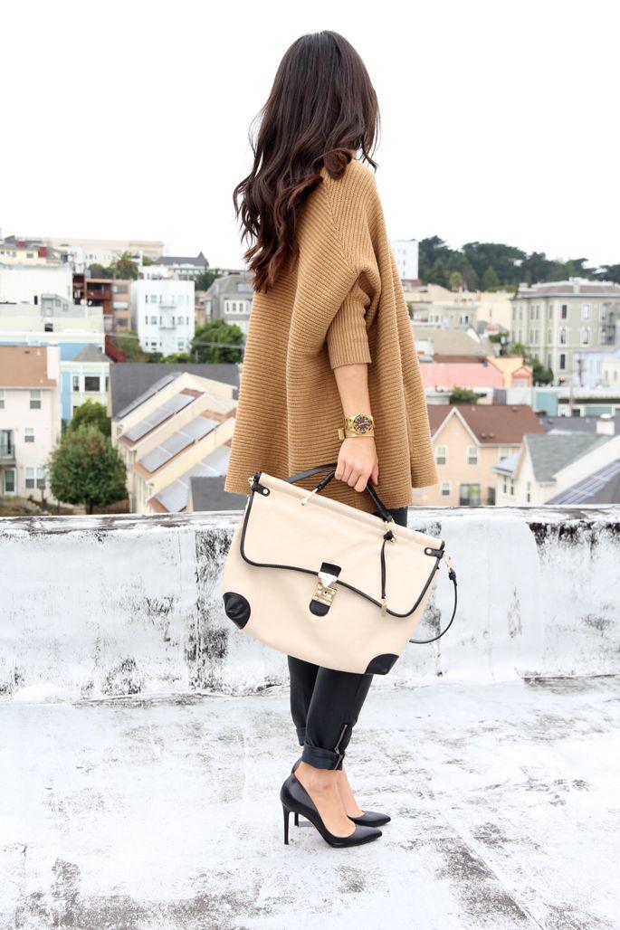 Как правильно сочетать сумку и обувь: 18 стильных образов