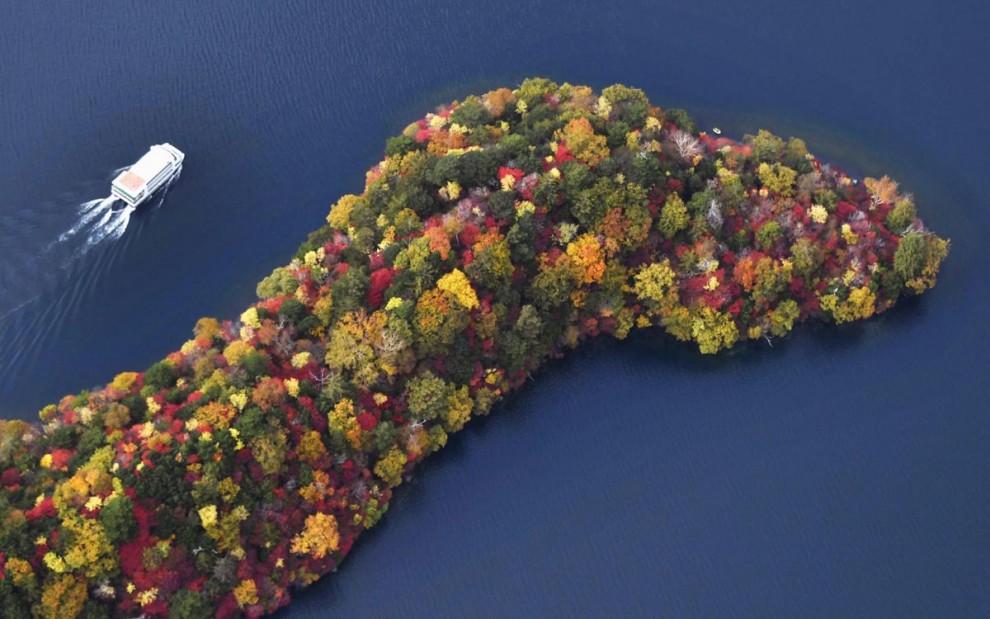 Осеннее великолепие