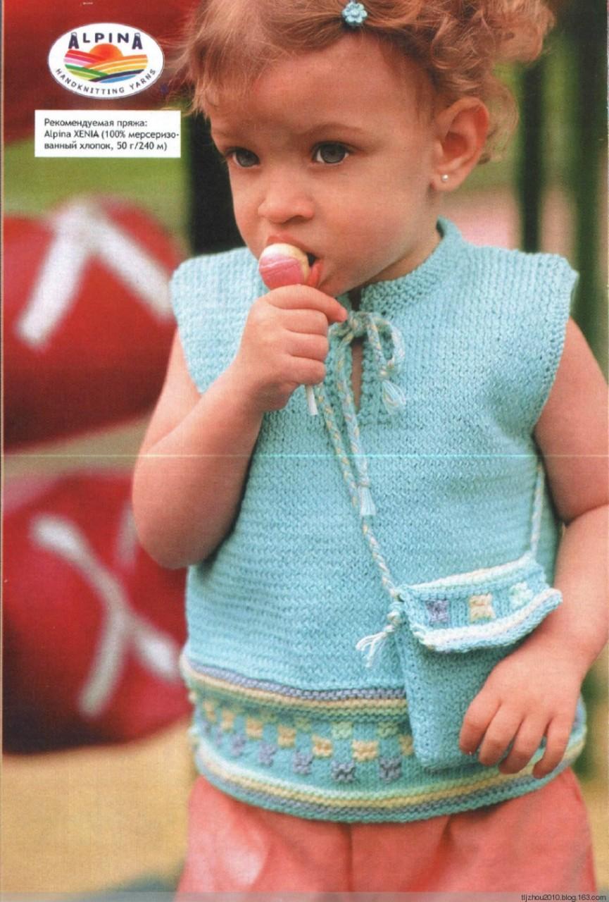 Вязание спицами для детей с 5 лет 16