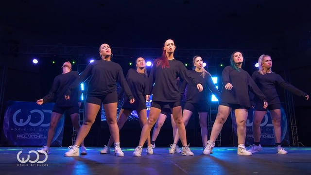 Royal Family/ FRONTROW/ World of Dance Los Angeles 2015