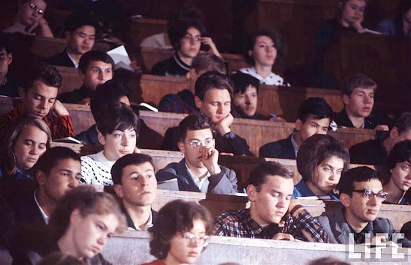 Как жила советская молодёжь в 1967 году. Снимал американский фотограф Билл Эппридж 51