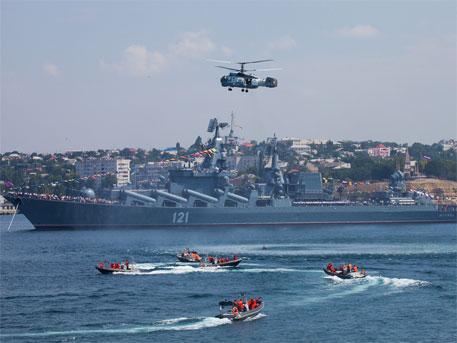 Модернизация Черноморского флота шокировала Европу