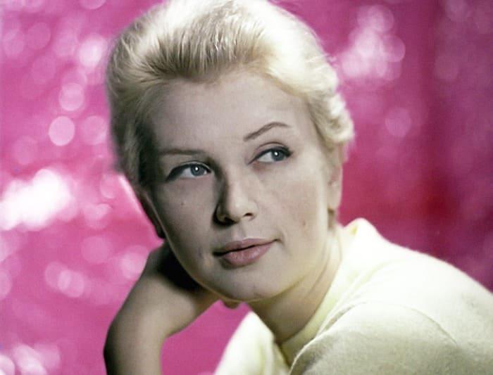 Одна из самых красивых советских актрис Валентина Титова | Фото: kino-teatr.ru
