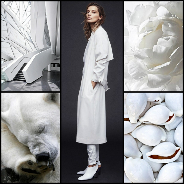 Pure White, или только белый цвет