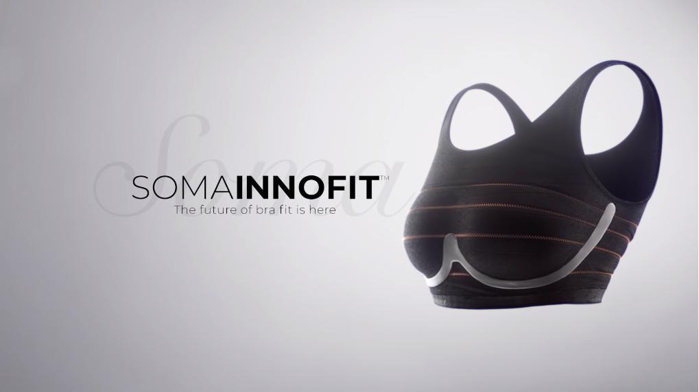 Для женщин создали умный бюстгальтер с Bluetooth