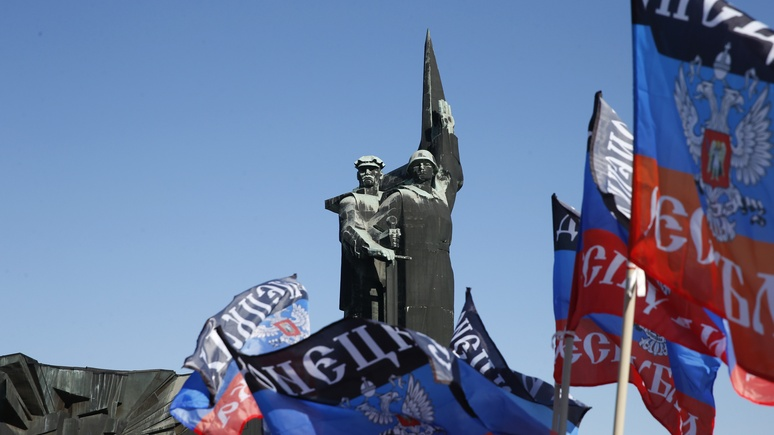 Путин сделал первый шаг к признанию независимости ДНР и ЛНР (ABC, Испания)