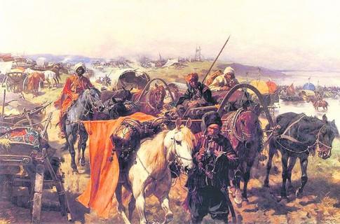 Истории от Олеся Бузины: Татарский корень казацкого рода