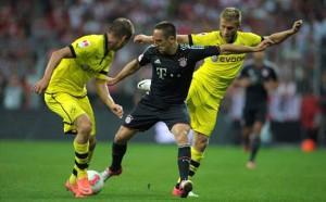 Прогноз матча «Бавария» — «Боруссия» Д