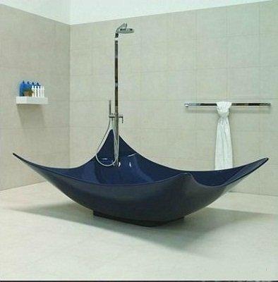 Оригинальные и необычные ванны