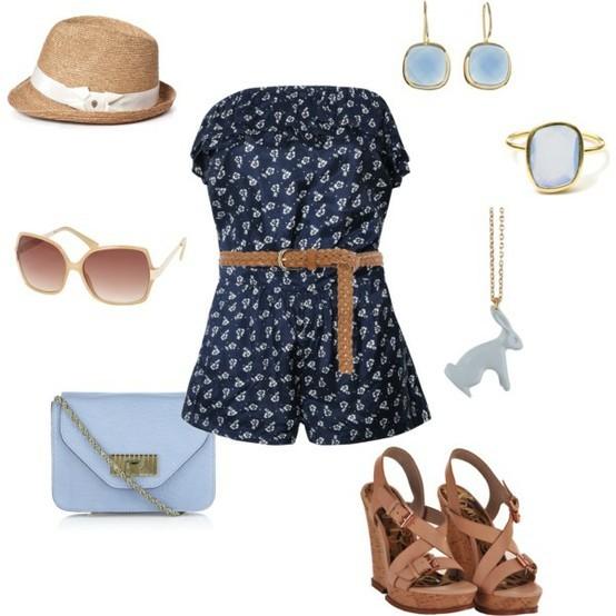 Фото летних комплектов одежды для женщин