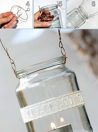 как сделать декор для дома своими руками