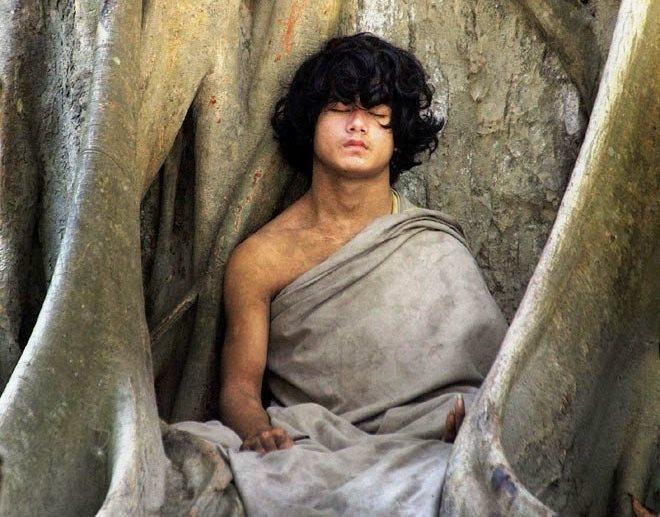 Над «Мальчиком-Буддой» сгуст…