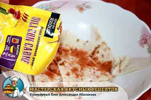 мексиканская смесь