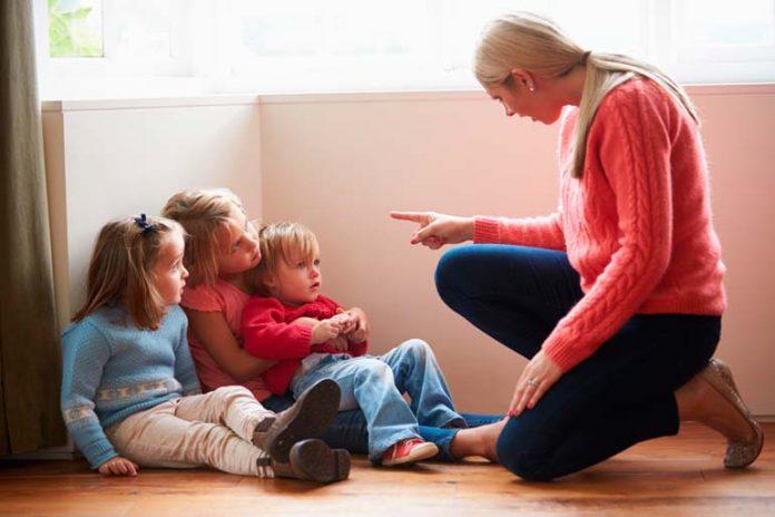 Подход к ребенку: научитесь правильно запрещать