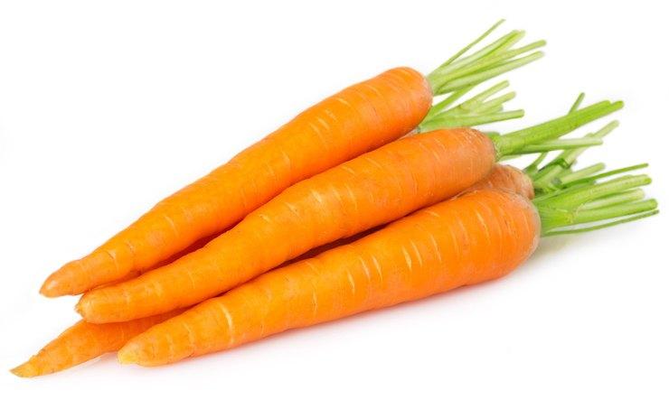 Десятка продуктов, богатых витамином А