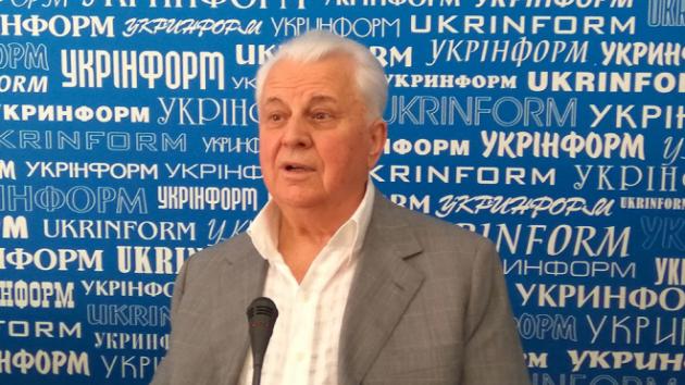 Кравчук предложил кардинальный «выход» из тупика в Донбассе