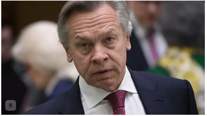 """Пушков оценил заявление шведского министра о """"русских троллях"""""""
