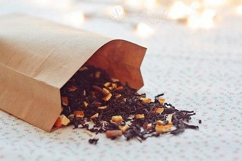Пряный зимний чай своими руками!
