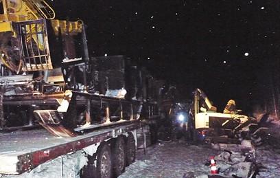 Арестованы трое фигурантов дела об аварии в ХМАО