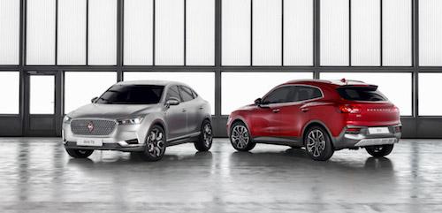 Китайская компания Borgward начнет продажи в России своих автомобилей
