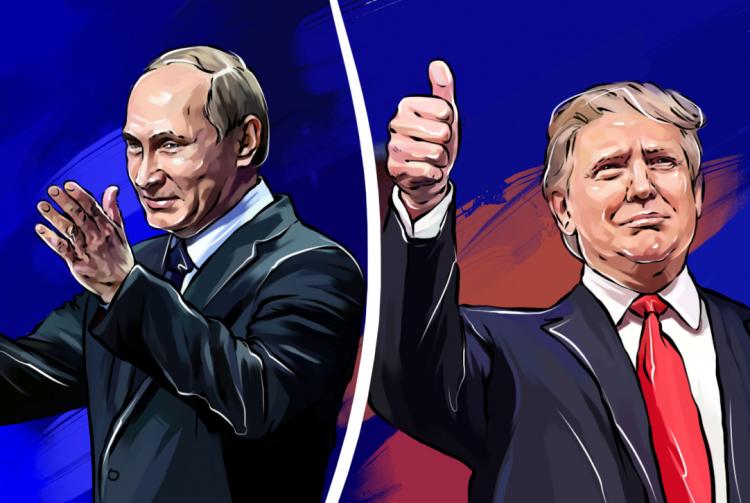 Актер Пахом рассказал, в чем заключается гений Путина и Трампа.