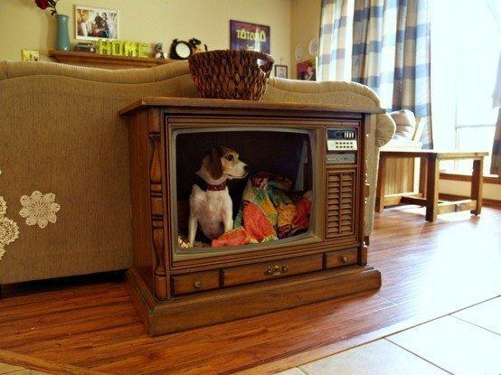 Не спешите выбрасывать старый телевизор