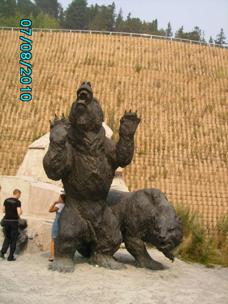 Медвежья семейка