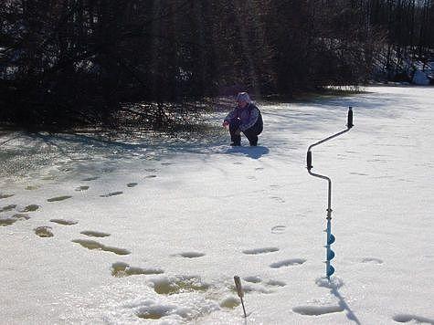 Последний лед: как не остаться без улова