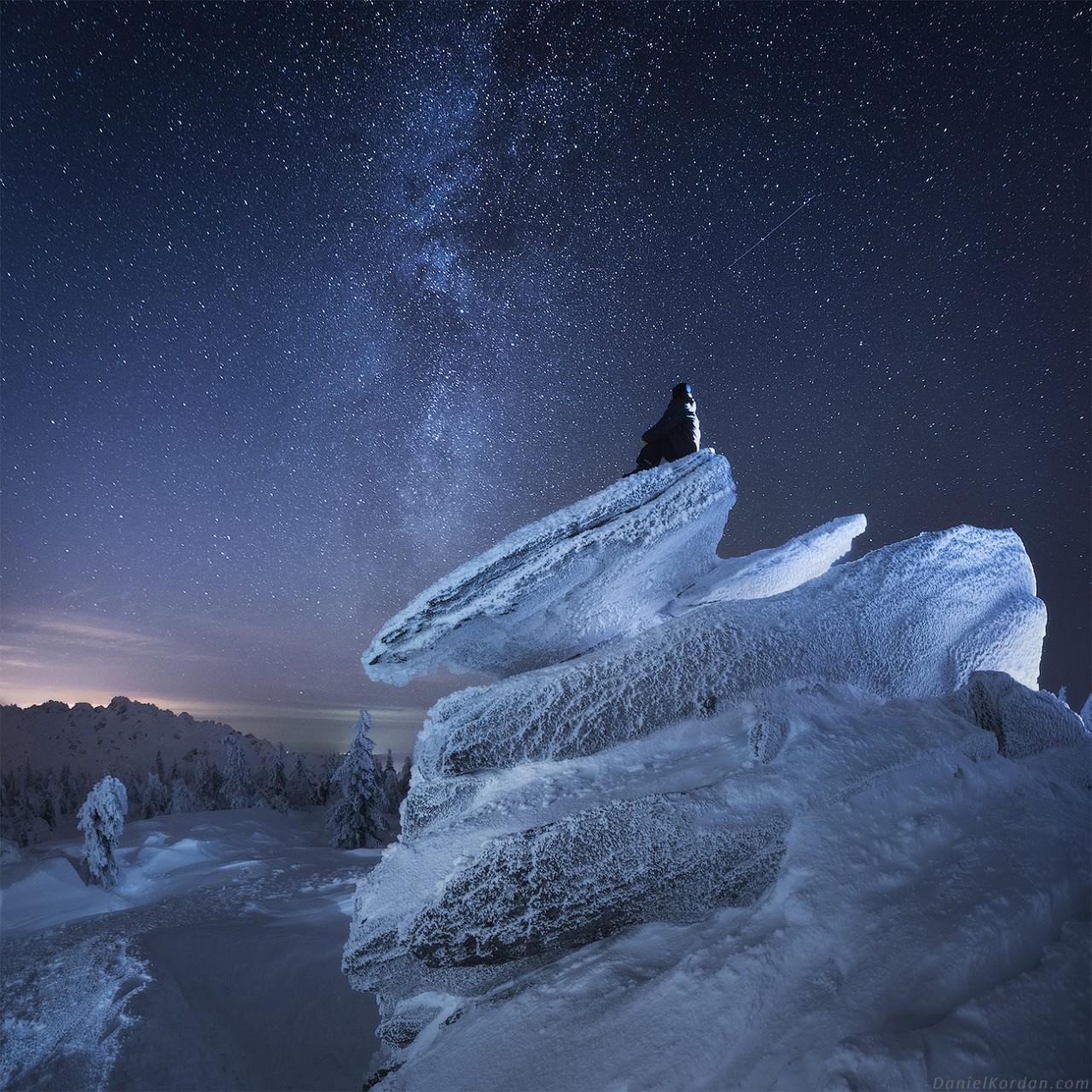 Русская зима: самые красивые уголки нашей страны