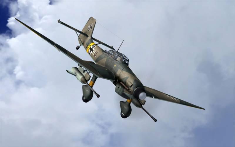 Авиация против танков (часть 12)