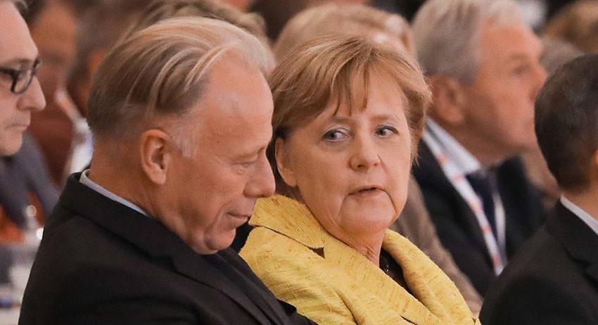 В Германии увидели исходящую…