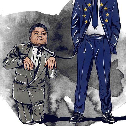 """Политический ликбез:   """"ФИНТЫ"""" КОЛЛЕКТИВНОГО ПОРОШЕНКО"""""""