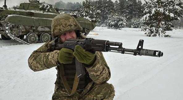 Беги, малыш, беги, или Чем страдает боевая мощь украинской армии