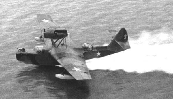Гидроавиация ВМФ СССР против Кригсмарине