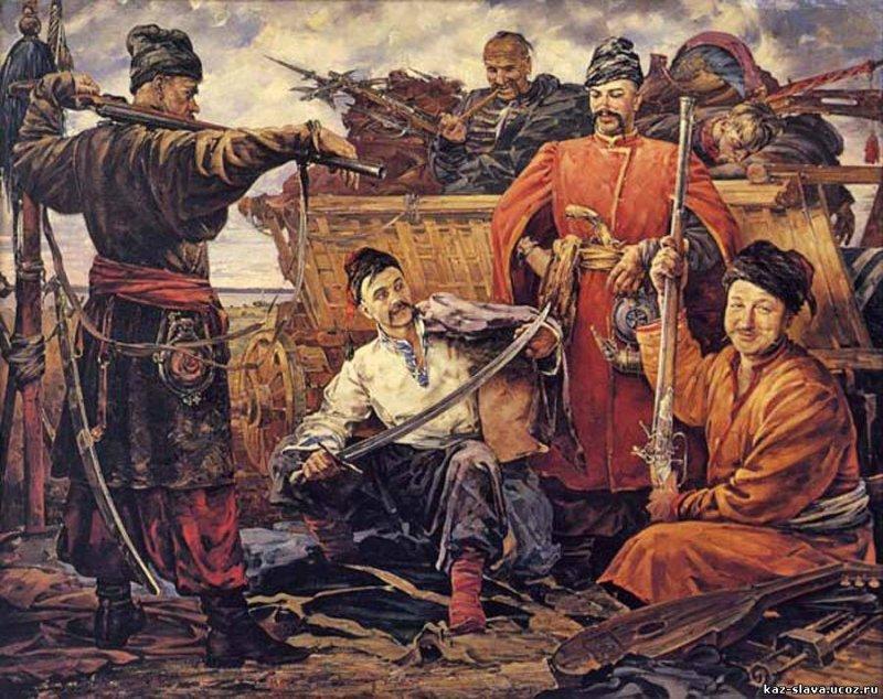 Роспуск Запорожской Сечи