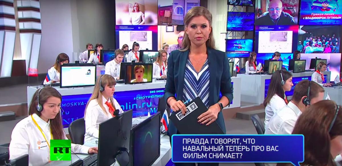 «Может, вам пора отдохнуть»: вопросы на Прямой линии, которые Путину не задали