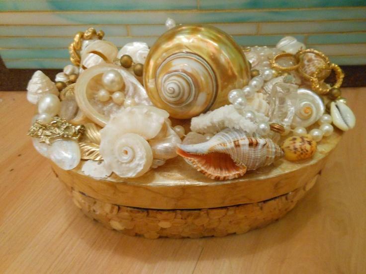 Коробка ювелирных изделий Seashell