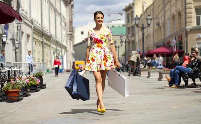 Россиян хотят лишить воскресного шоппинга