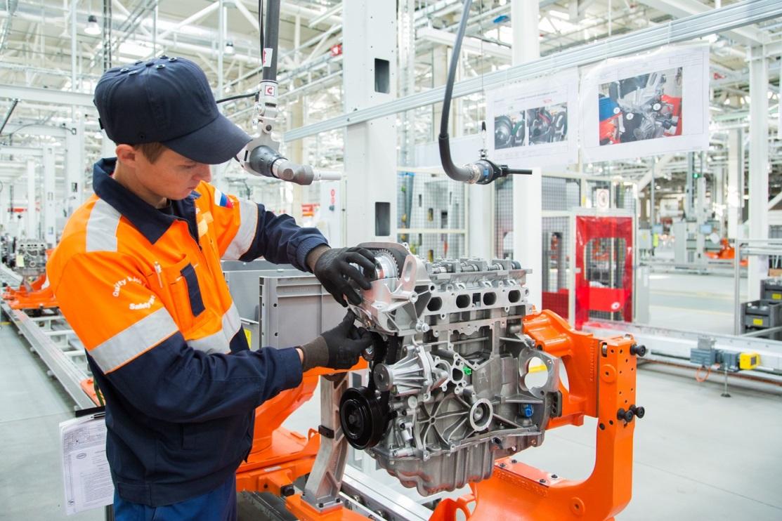 В России начали делать автомобильные двигатели для поставок в Японию