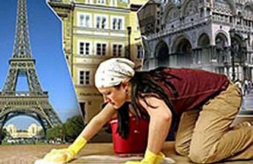 Опрос: Каждый восьмой житель Украины мечтает стать гастарбайтером вЕвропе