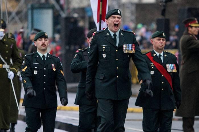 """Президент Латвии заявил о """"военной мощи"""" своей страны"""