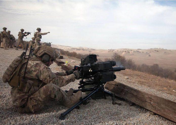Автоматические гранатомёты: QLZ-87 (Китай) и Mk.47 (США)