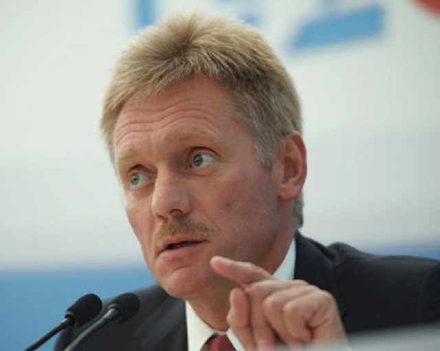 Кремль ответил Киеву на введение новых санкций против России