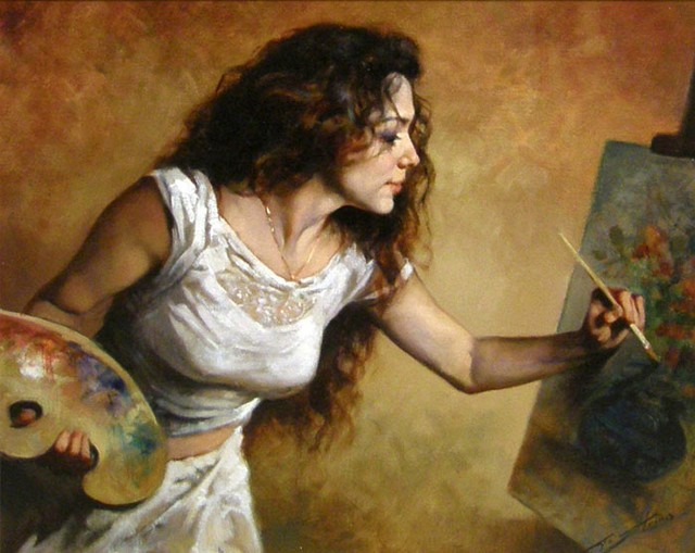 Картина (Оля Дмитриева)