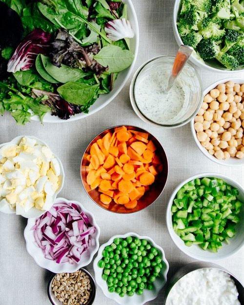 Перемены в питании для начинающих: 5 простых принципов, которые сделают вас лучше