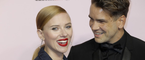 Scarlett Johansson Welcomes Baby Girl With Fiance Romain Dauriac